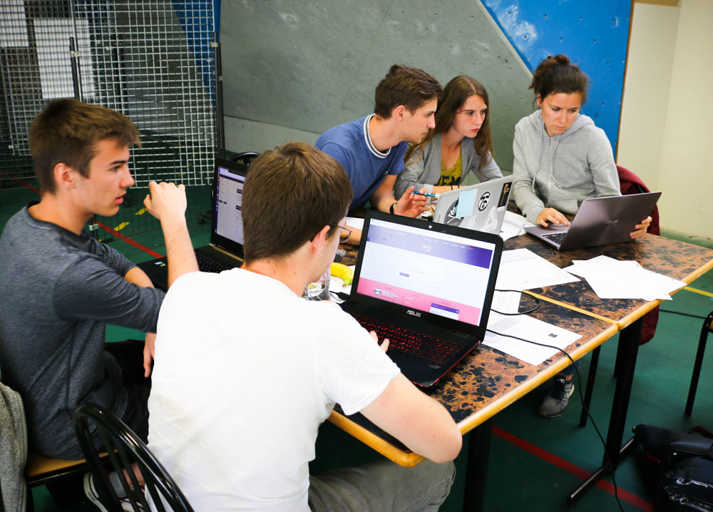 Act in Space : des étudiants de l'IUT de Nantes participeront à la finale nationale à Toulouse !