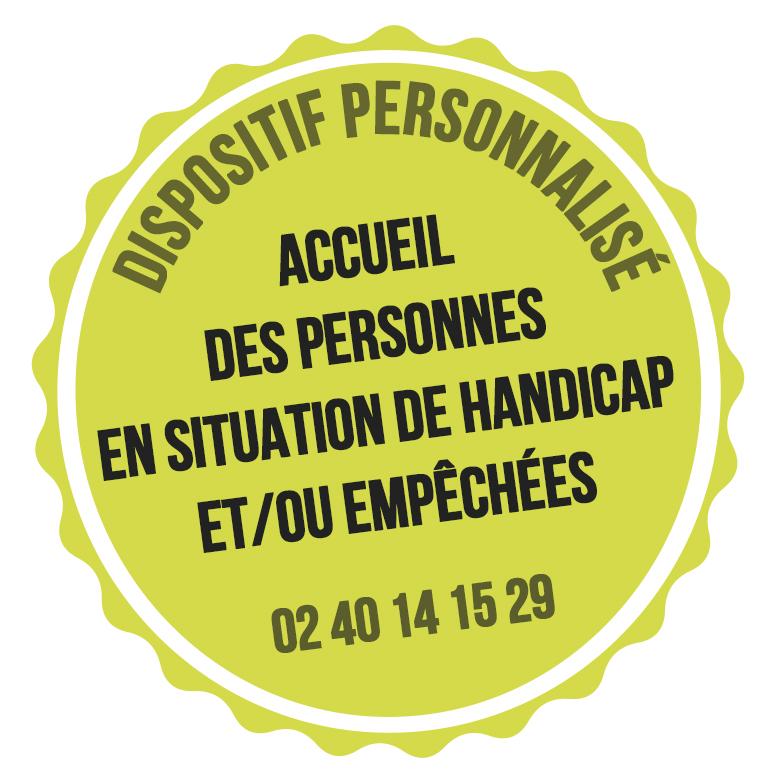 Dispositif personnalisé - personnes en situation de handicap et/ou empêchées